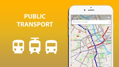 Transporte publico VarsoviaaCaptura de pantalla de1