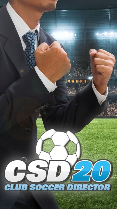 Club Soccer Director 2020 screenshot #1