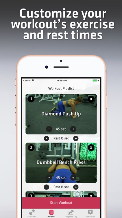 HIIT Home Workouts For Women by Shred Apps, LLC