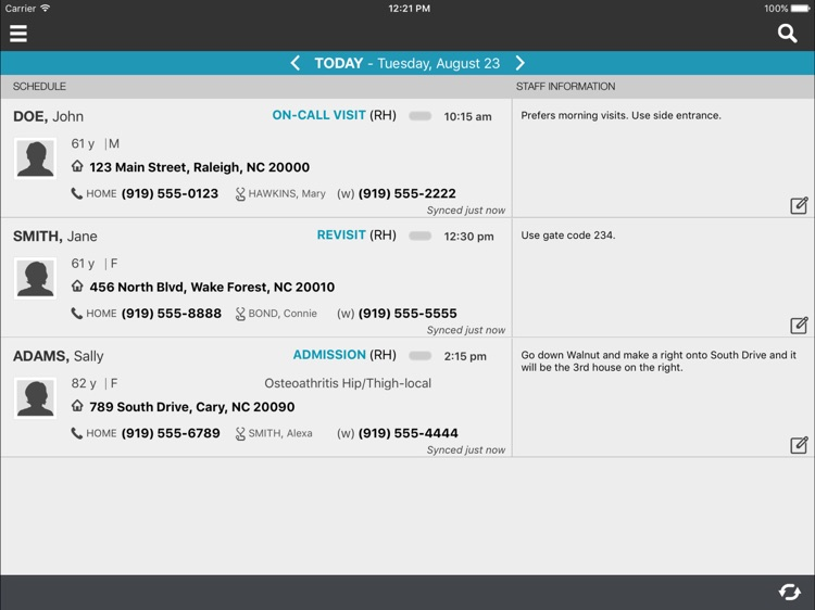 Netsmart Homecare Tablet 4.3.1