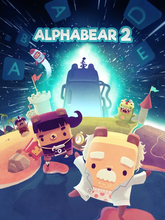 Alphabear: Words Across Time screenshot