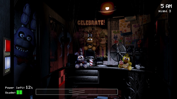 Five Nights at Freddy's screenshot-2