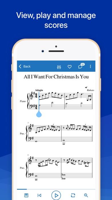 MuseScore: sheet music Screenshot