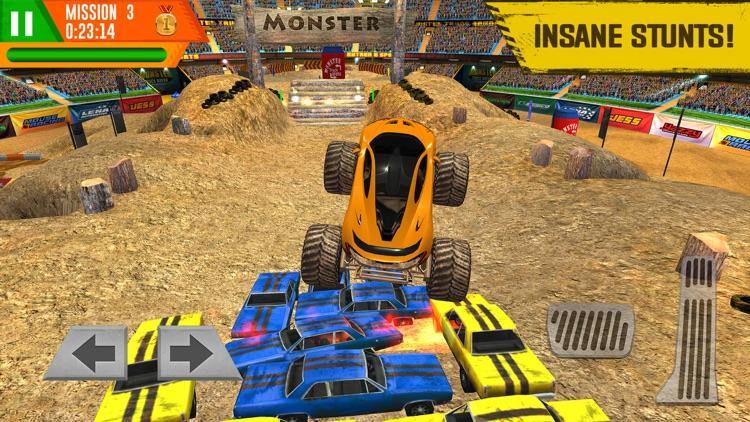 Monster Truck Arena screenshot-3