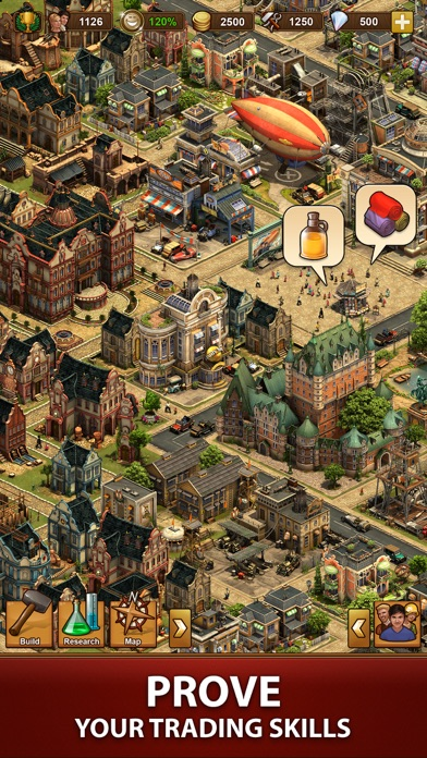 Forge of Empires: Build a Cityのおすすめ画像3