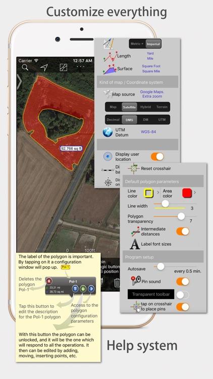 Measure Map Pro. Global DPI screenshot-4