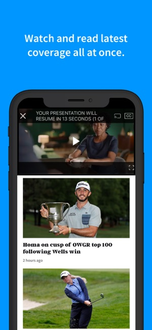Golf Channel on the App Store