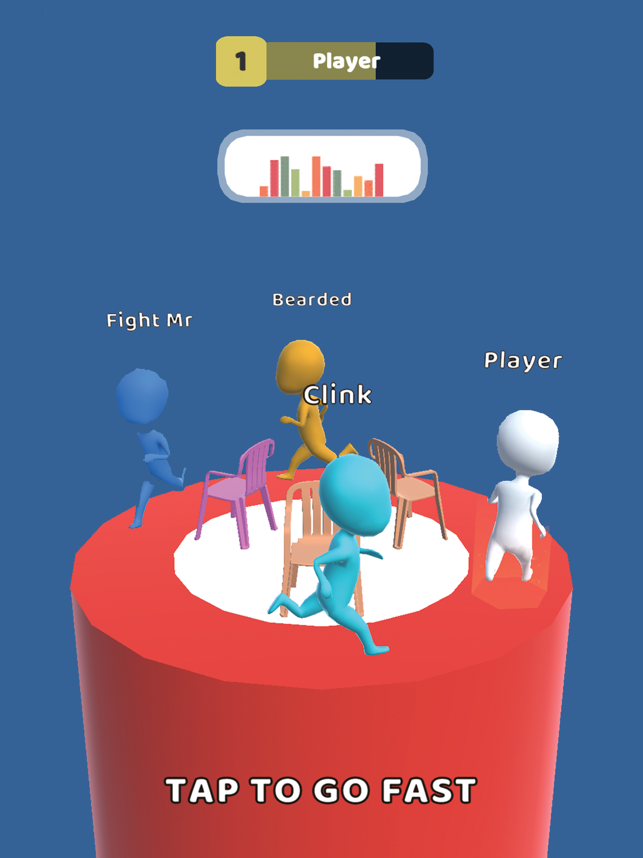 Bomb.io 3D, game for IOS