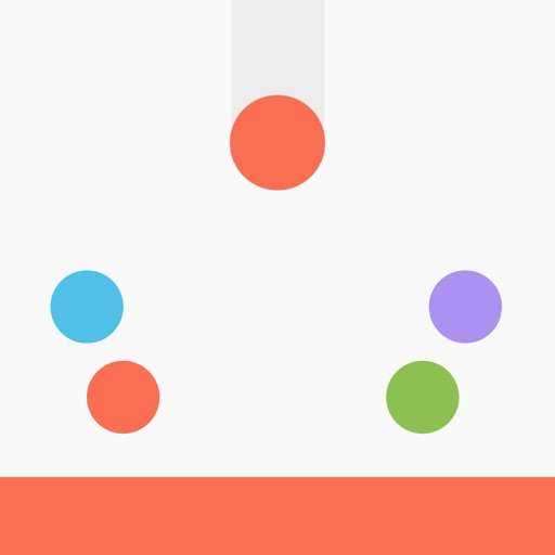 Falling Color Dots icon
