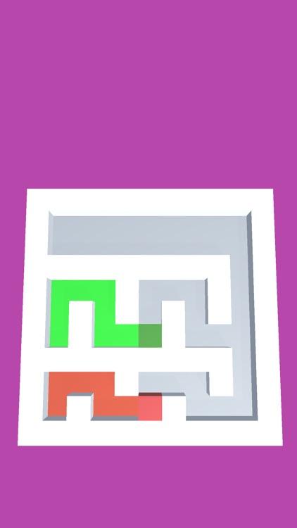 Amazing Color Fill 3D screenshot-3