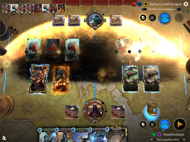 The Elder Scrolls: Legends CCG on the App Store