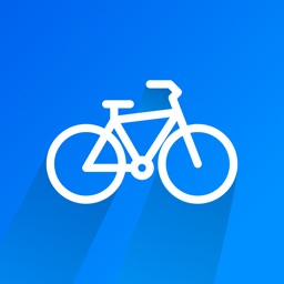 GPS And Cycling Map