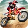 Dirt Bike Sketchy Race App Icon