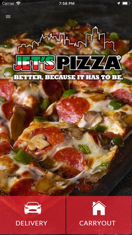 Jet's Pizza screenshot-0