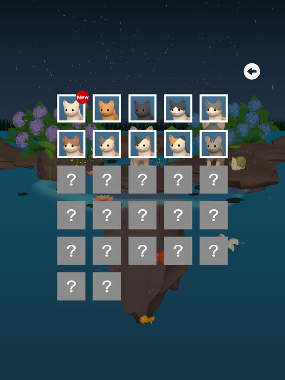 雨降る池の金魚育成ゲーム:3D放置ゲームのおすすめ画像4