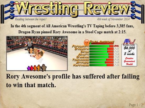Wrestling Revolution 3D (Pro)のおすすめ画像4