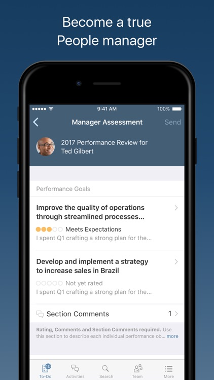 SuccessFactors screenshot-3