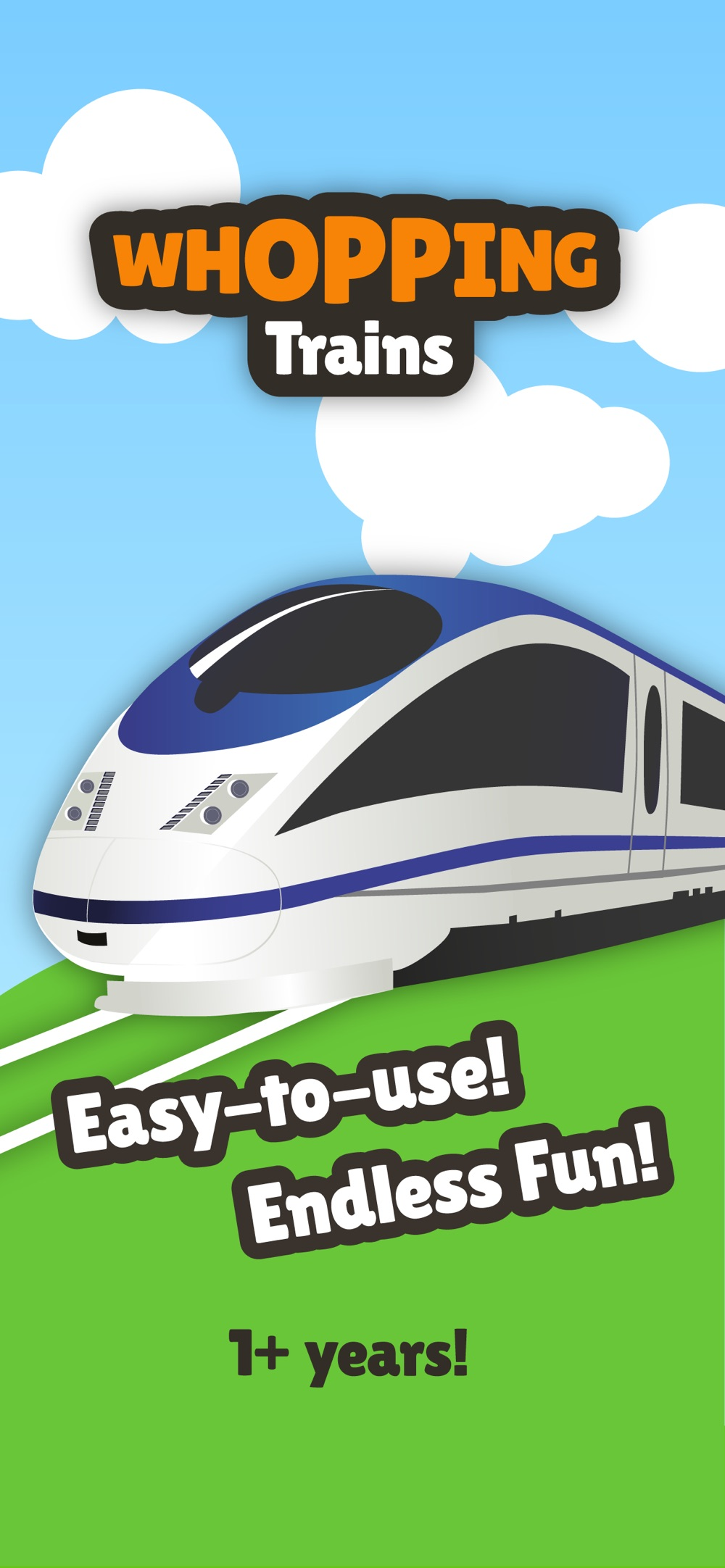 Whopping Trains Cheat Codes