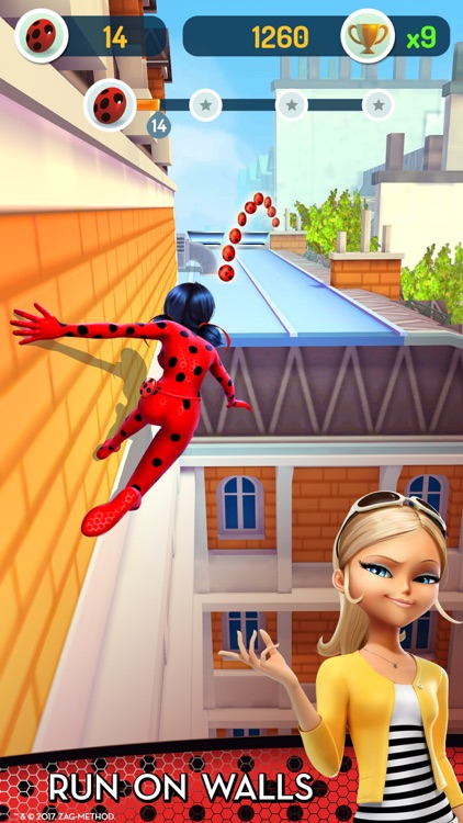 Miraculous Ladybug & Cat Noir screenshot-1