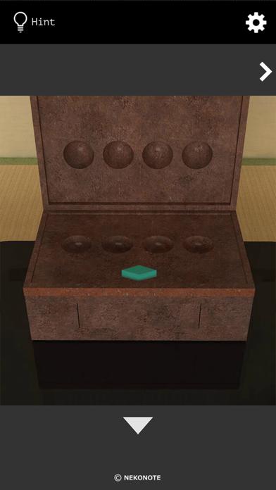 脱出ゲーム 雪の茶室のおすすめ画像6