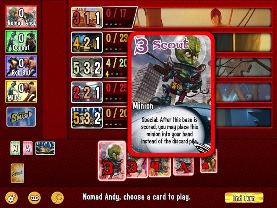 Скачать игру Smash Up - The Card Game