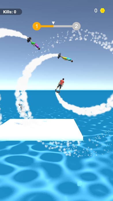 Flyboard 3D screenshot 3