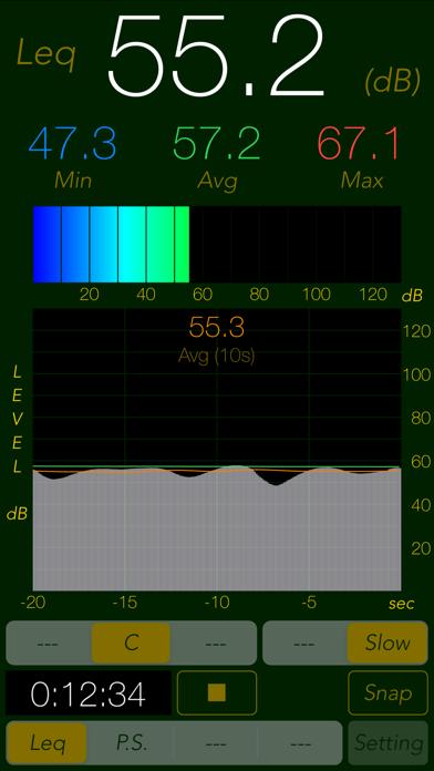 Sound Level Analyzer PROのおすすめ画像4