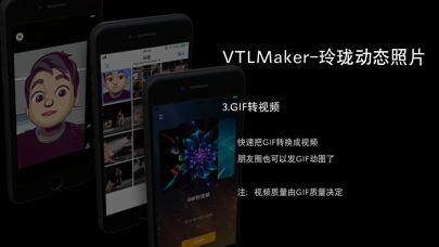 VTLMaker-LivePic transfer tool Screenshots