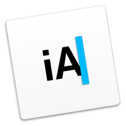 Ícone do app iA Writer