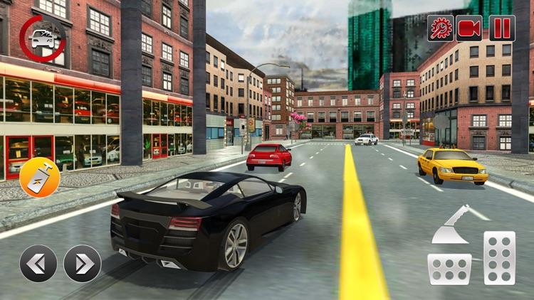 Real Drift And Racing in City screenshot-4