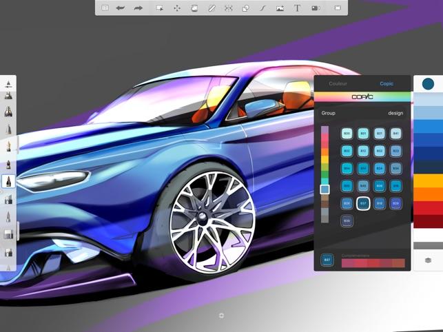 Autodesk Sketchbook On The App Store