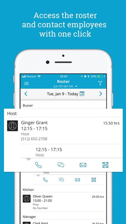 HS Team App screenshot-4