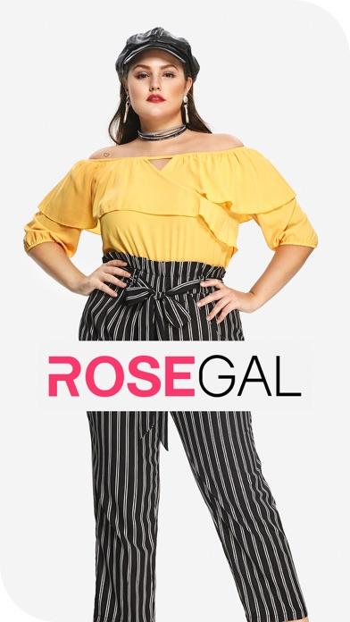 ROSEGAL - Mature clothing for Windows