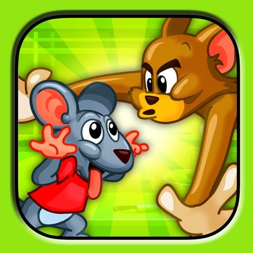 Mouse Tap Danger Dash Run Game