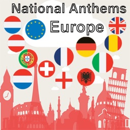 National Anthems of Europe