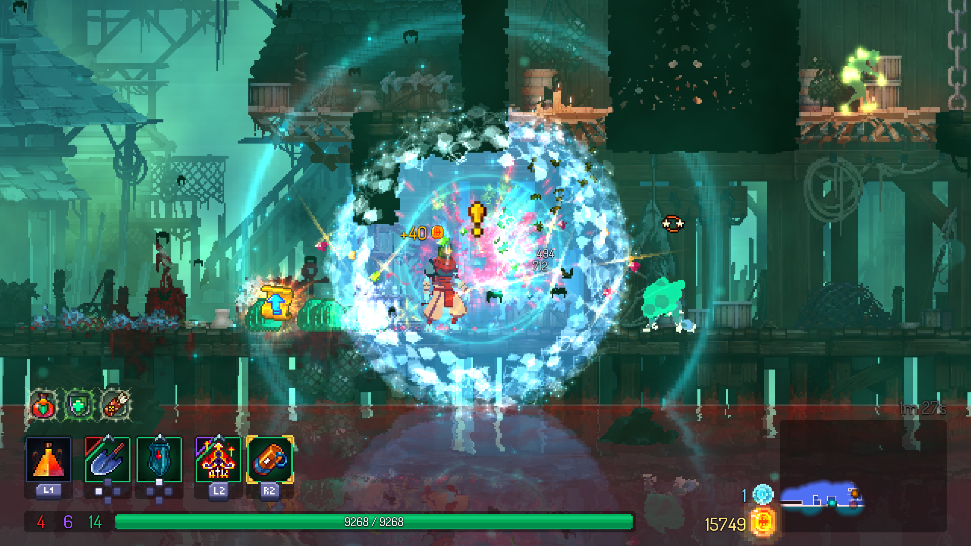Dead Cells screenshot 19
