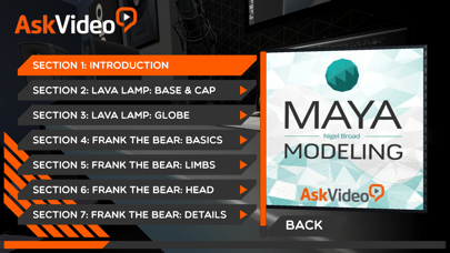 Modeling Course For Maya review screenshots