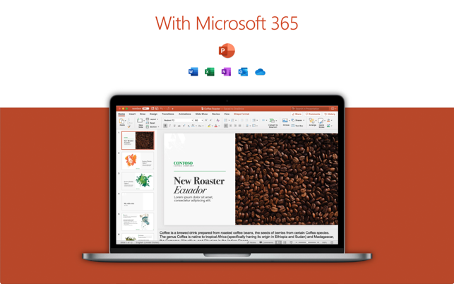 Microsoft Powerpoint On The Mac App Store