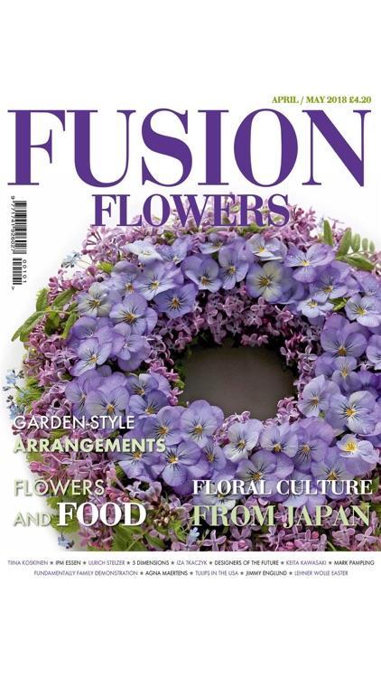 FUSION FLOWERS MAGAZINE screenshot-6