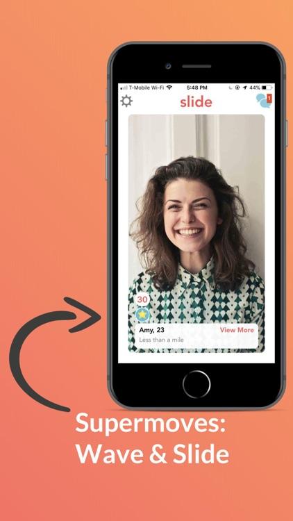 Slide - Dating App