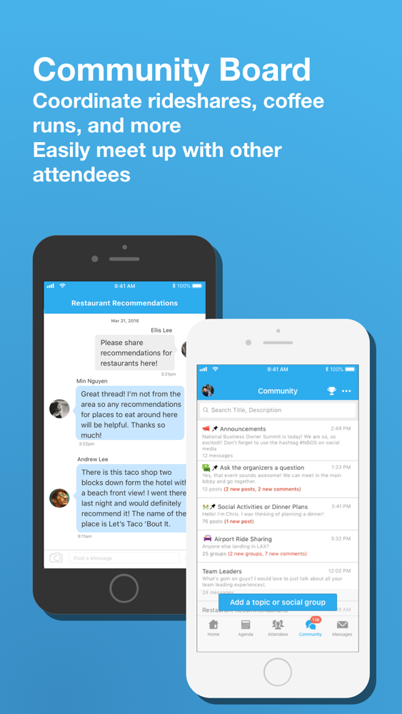 Whova - Event & Conference App App for iPhone - Free