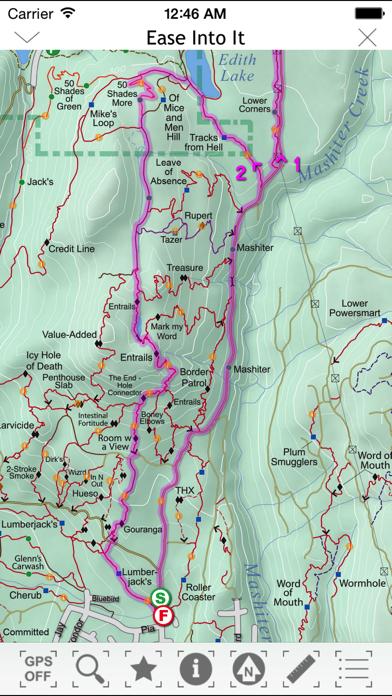 TrailMapps: Squamishのおすすめ画像5