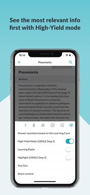 AMBOSS Knowledge USMLE on the App Store