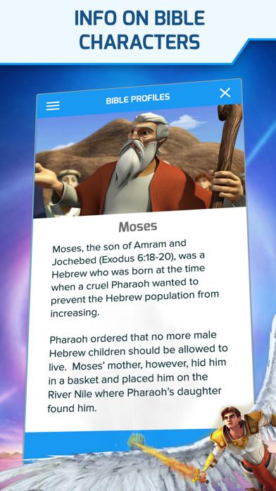 Superbook Kids Bibleのおすすめ画像6