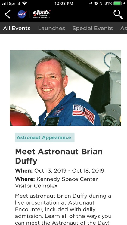 Kennedy Space Center Guide screenshot-3