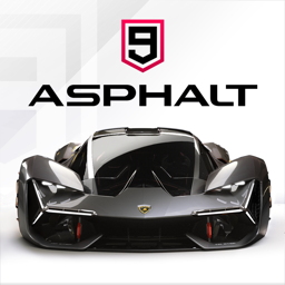 Ícone do app Asphalt 9: Legends