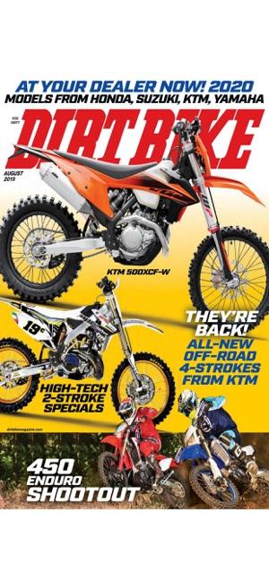 Dirt Bike Magazine on the App Store
