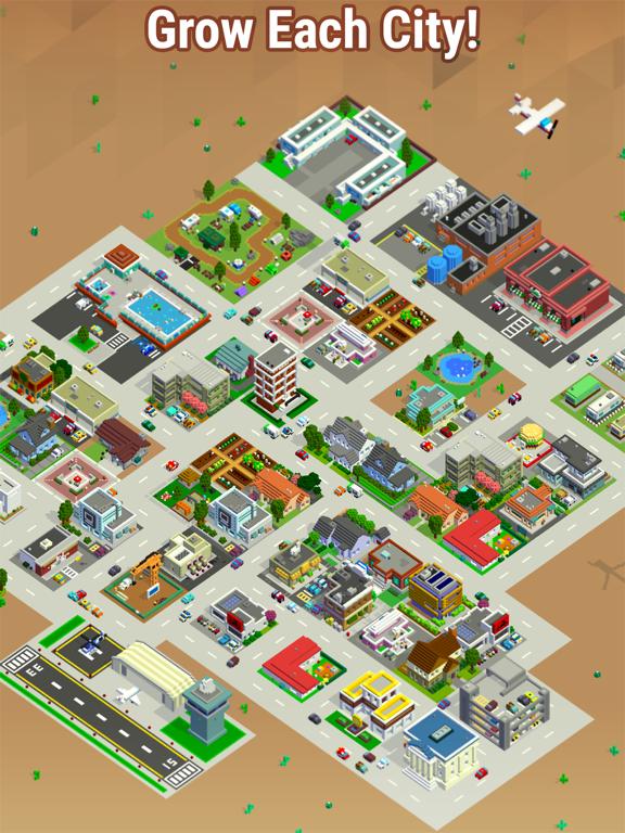 Bit City screenshot