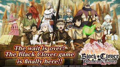 Black Clover Phantom Knights