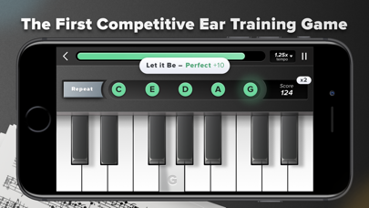 Chet - Ear Training screenshot one